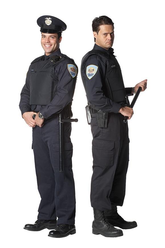 Полицейский или милицейский - 4
